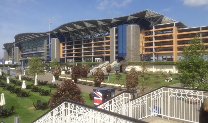 Prince Philip Trust Fund Race Day Ascot Stand