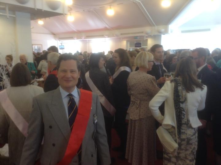 Prince Philip Trust Fund Race Day David Shaw