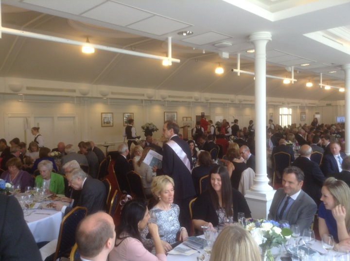 Prince Philip Trust Fund Race Day lunch