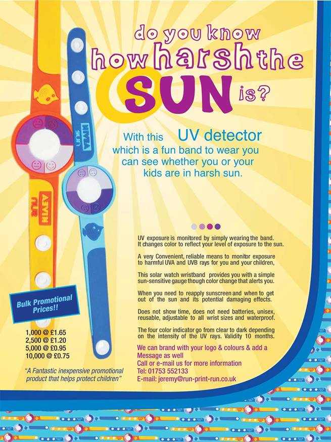 uv tester advert bulk prices