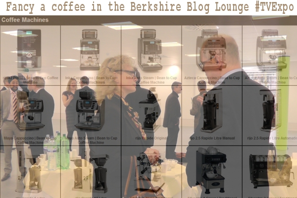 coffee in the berkshire blog lounge