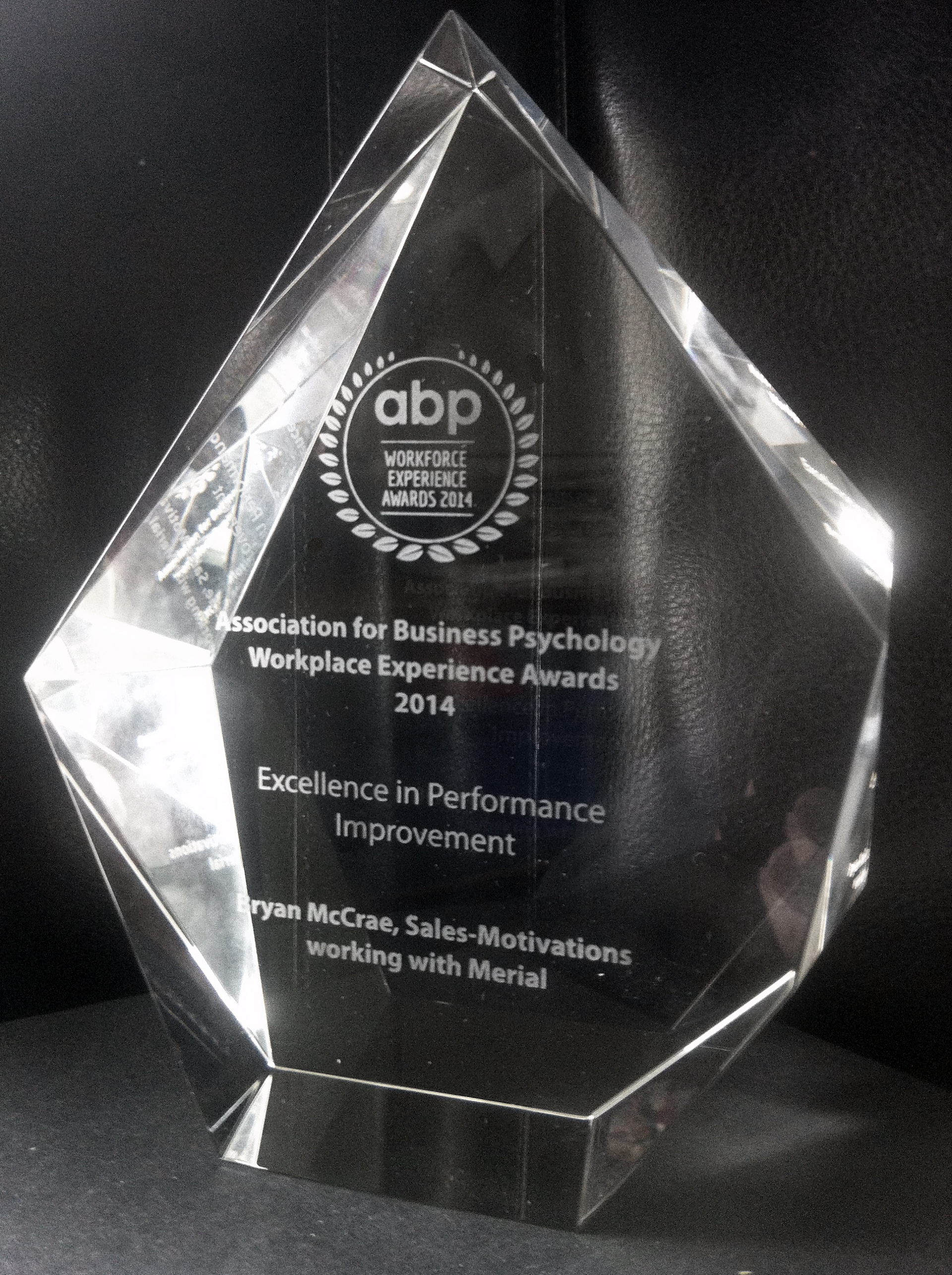 ABP award 2014