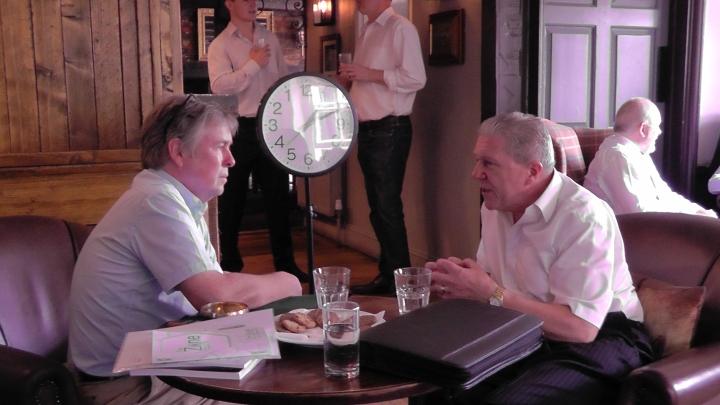 binfield slow networking tom evans peter smith