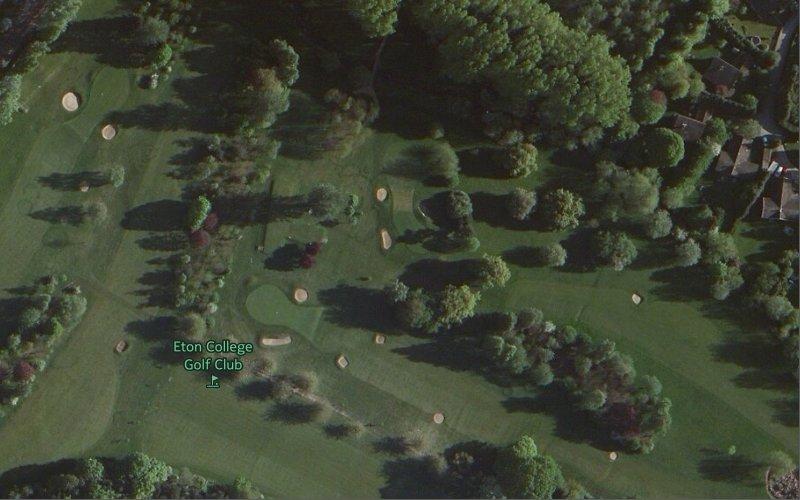 eton college golf course