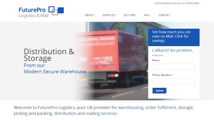 futurepro logistics