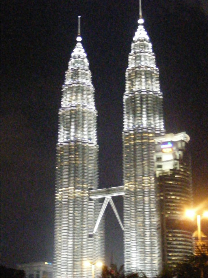 malaysian twin towers