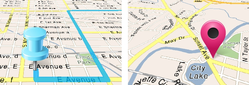 Personalised 3D mapping-experience for Direct Mail