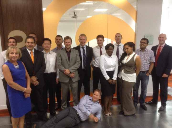 shoretel team photo