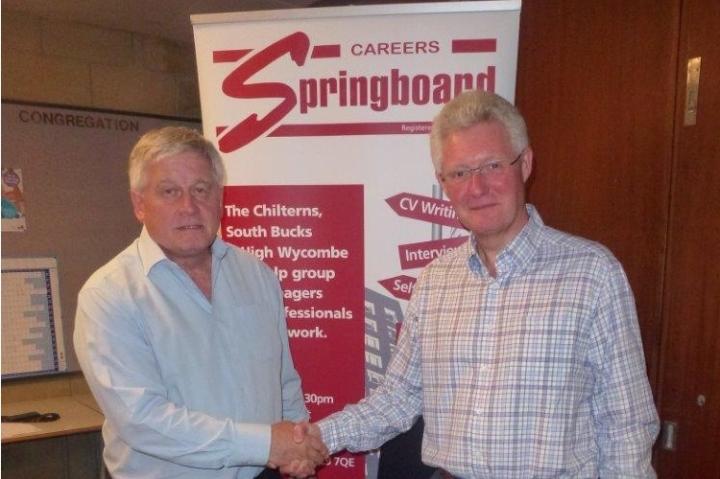 springboard gerrards cross Andy Low Bill Penn