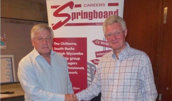 springboard gerrards cross Andy Low Bill Penn
