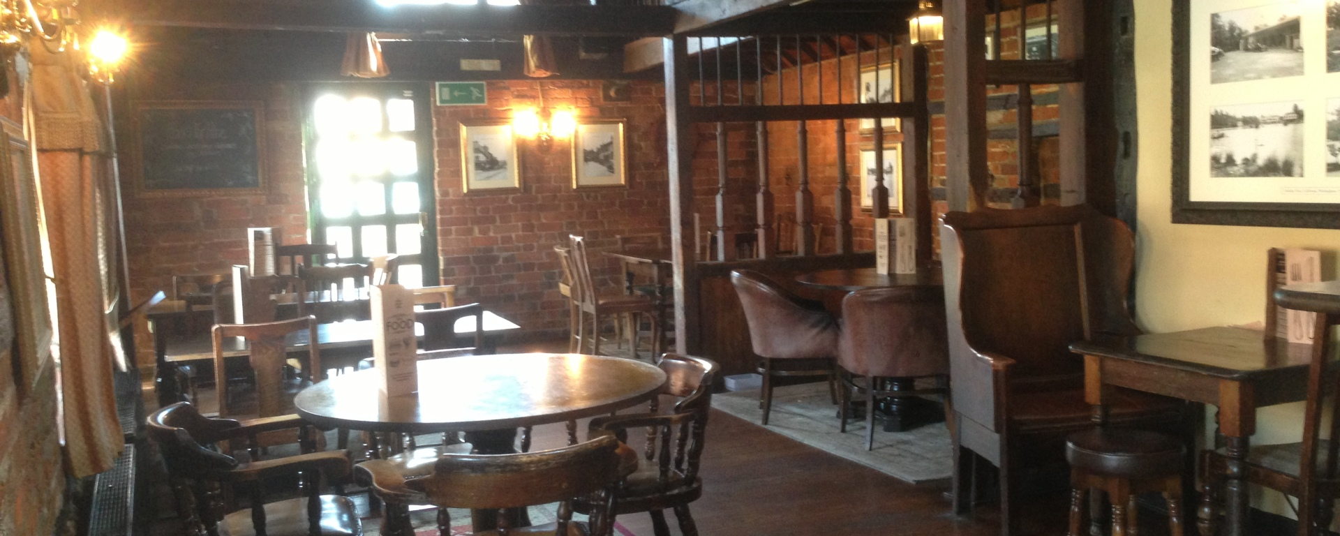 the ship inn wokingham barn area