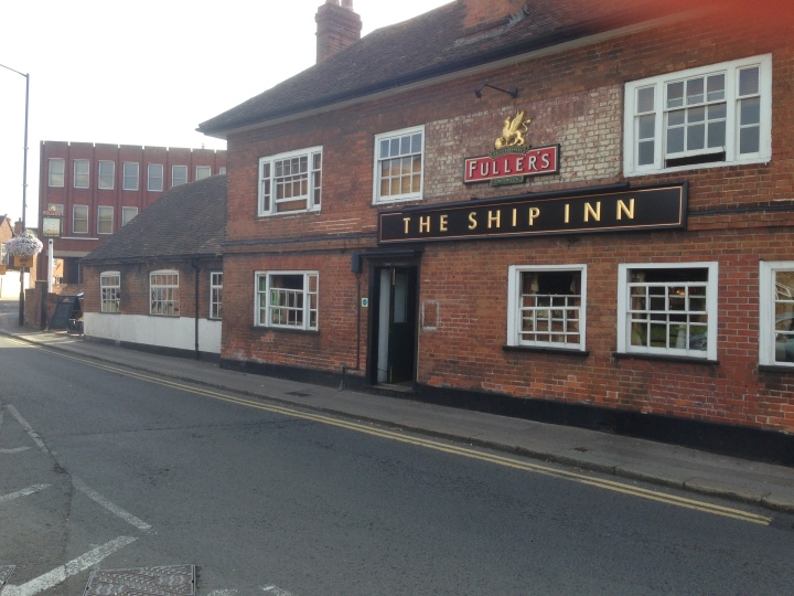 The Ship Inn Wokingham