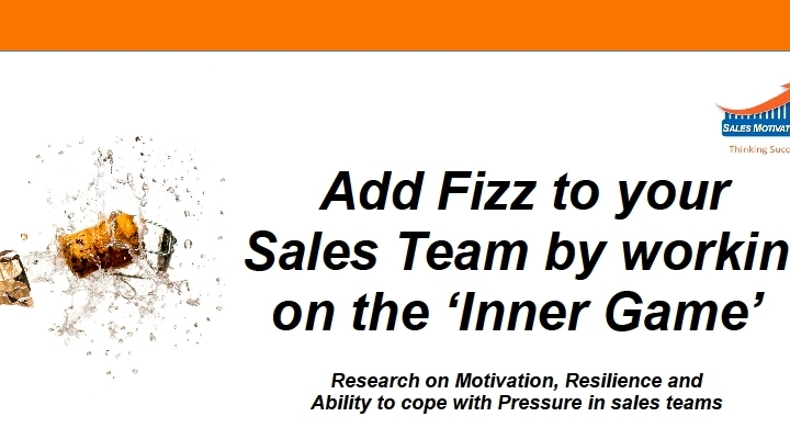 add fizz to your sales team
