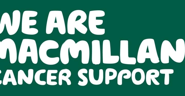 we are Macmillan logo