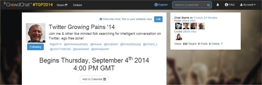 crowd chat tgp2014