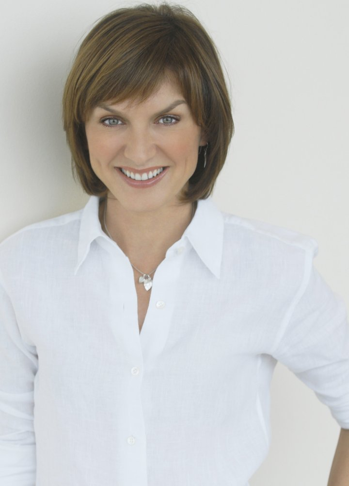 Fiona Bruce - presenter at the Thames Valley Business Awards 2014