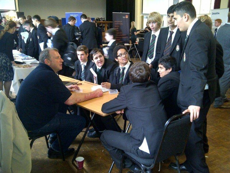 windsor boys school careers fair