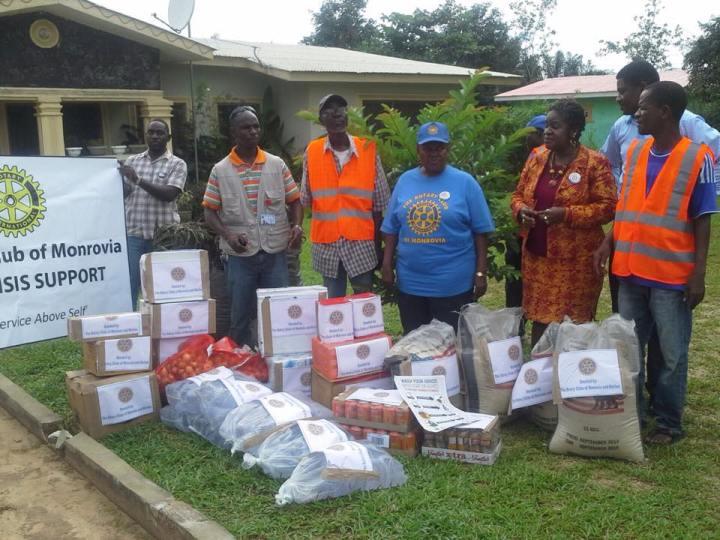 ebola crisis support monrovia marlow goods