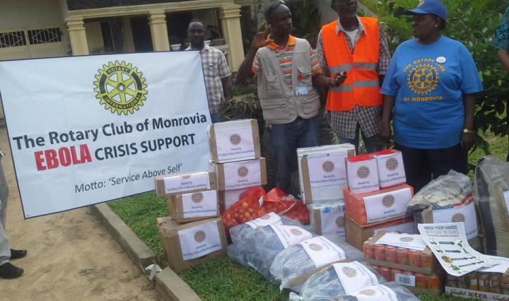 ebola crisis support monrovia marlow