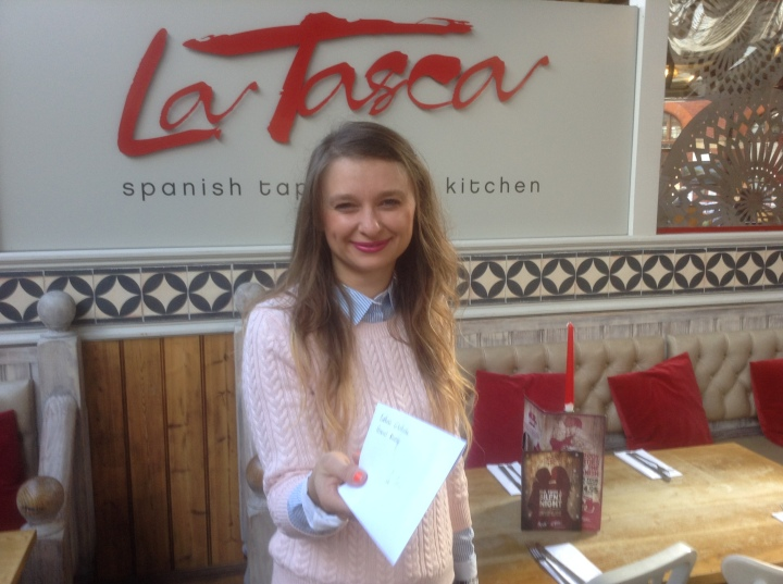 la tasca advent calendar