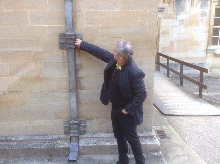 lead inspection new college oxford