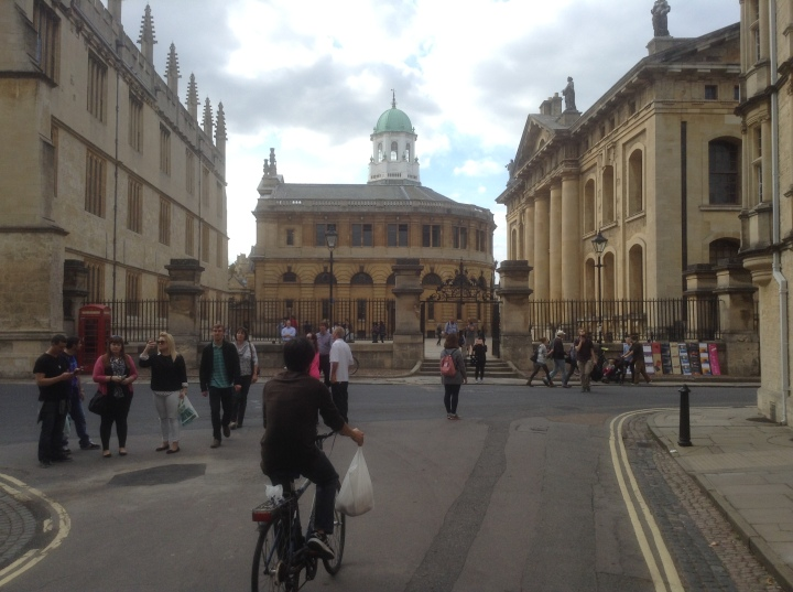 oxford university bodleian