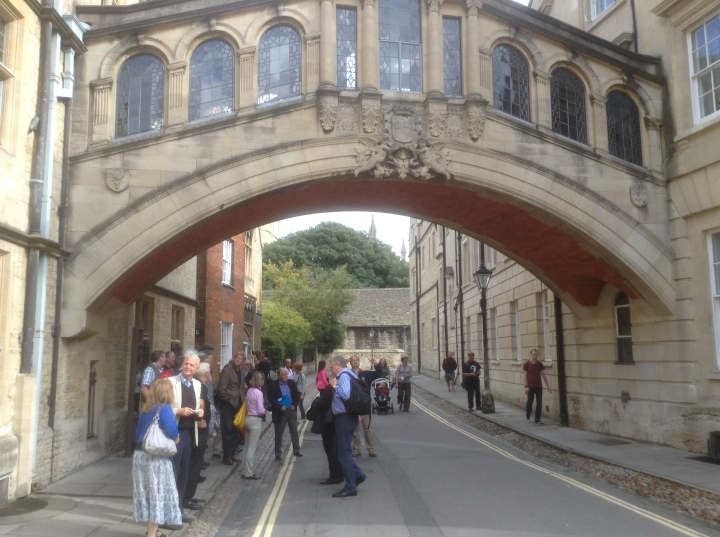 oxford university bridge
