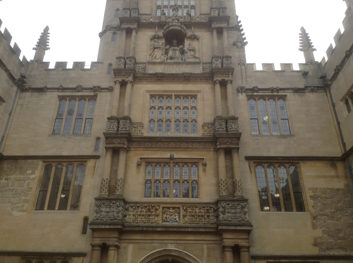 oxford university buildings