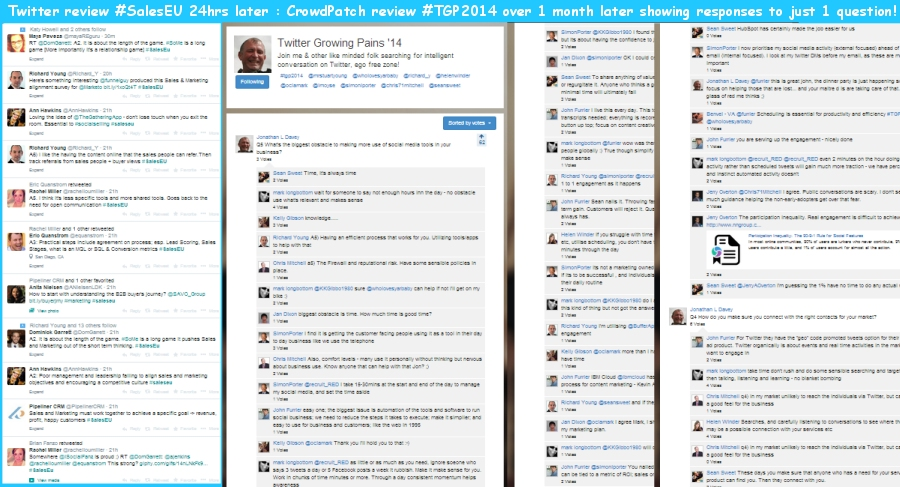 twitter review on twitter and on crowdpatch