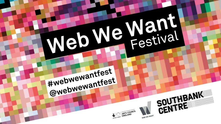web we want festival