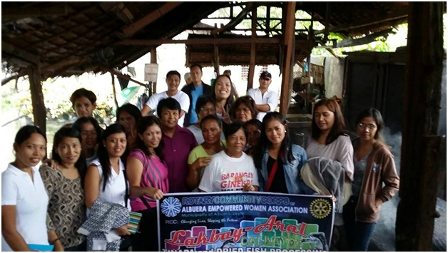 Albuera Empowered Women Association RCC