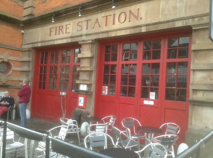 firestation front