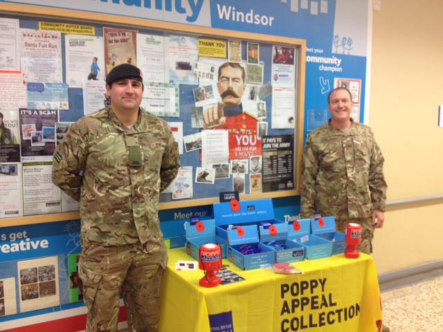 poppy collection tesco windsor