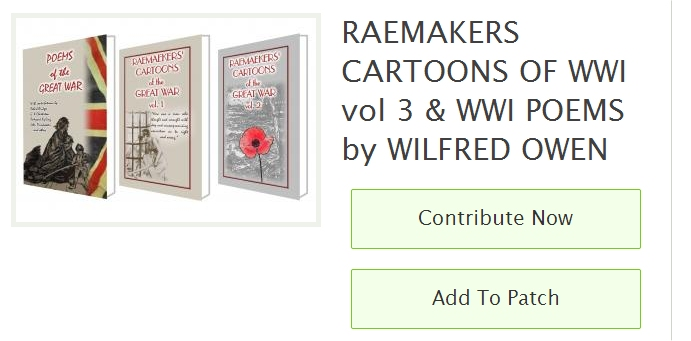 raemakers cartoons of WWI