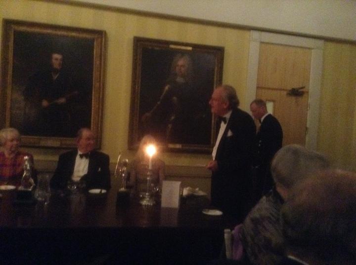rotary club windsor and eton presentation dinner andrew speech