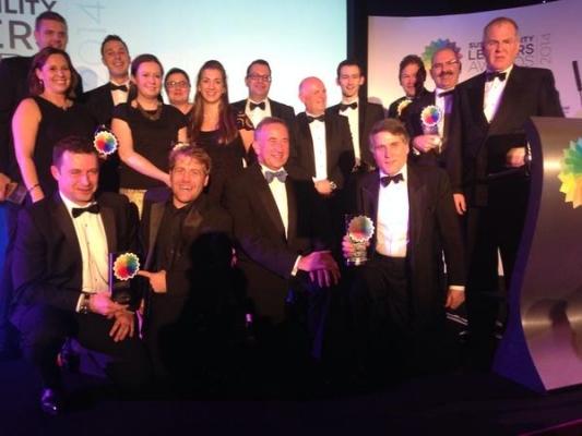 sustainability leaders award photo