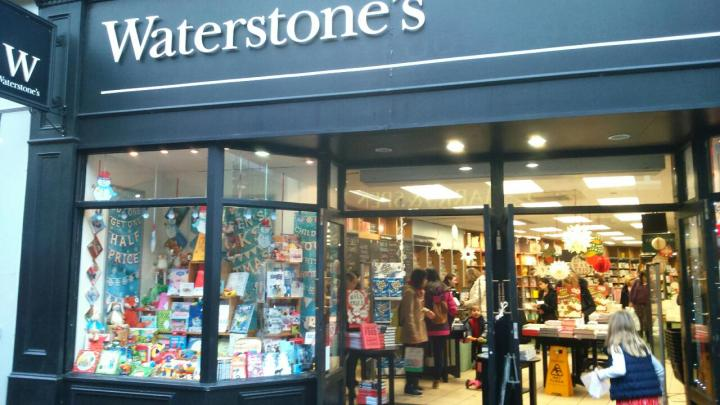 waterstones windsor