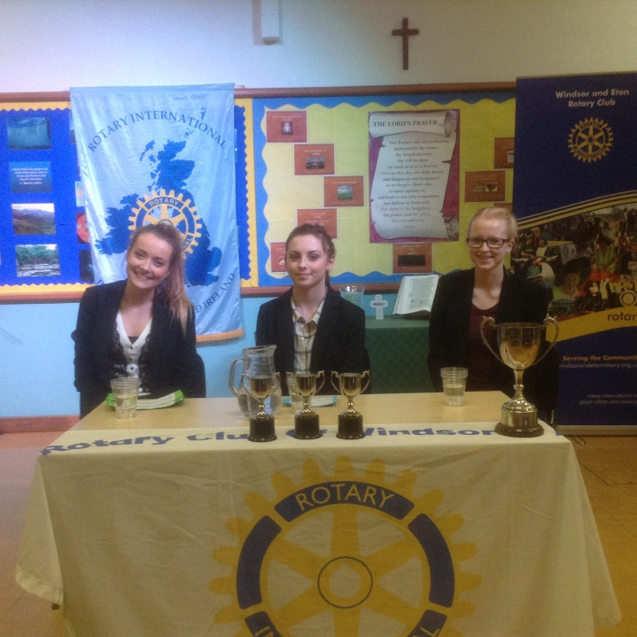 Windsor Girls A Niamh Eastabrooke Celeste Denyer Phoebe Pearson-Hall