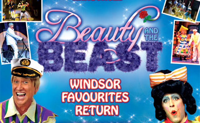 beauty and the beast windsor
