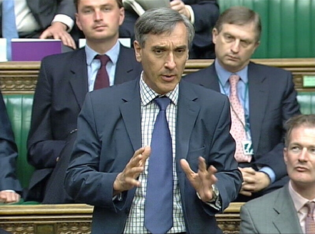 john redwood mp in parliament