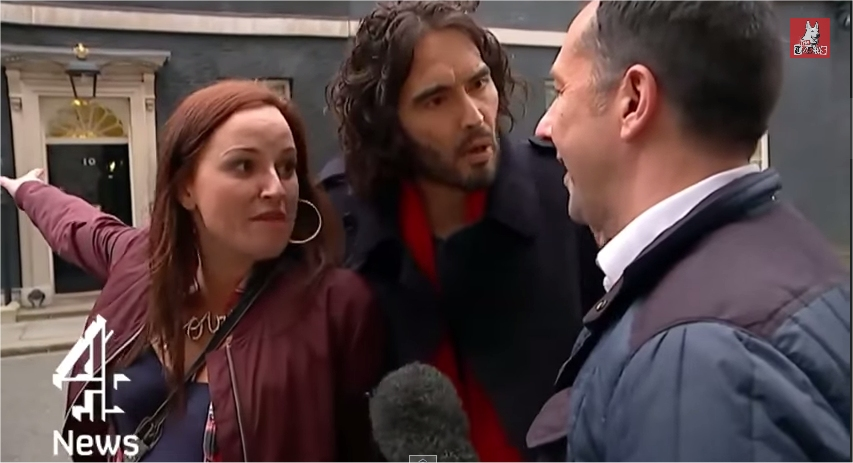 russell brand of the people c4 news