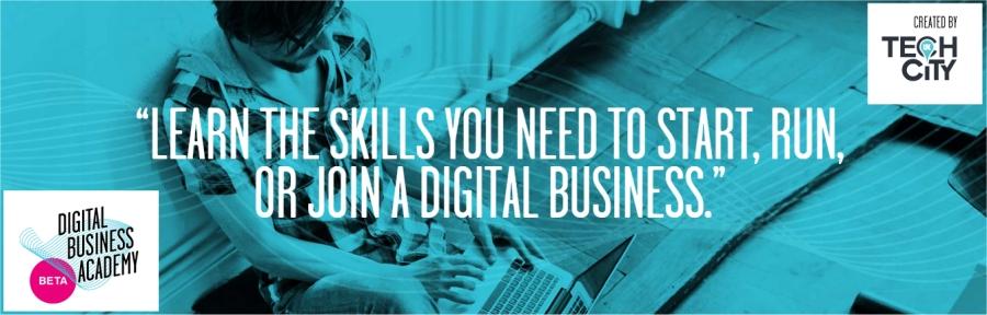 digital business academy tech city GROW at green park