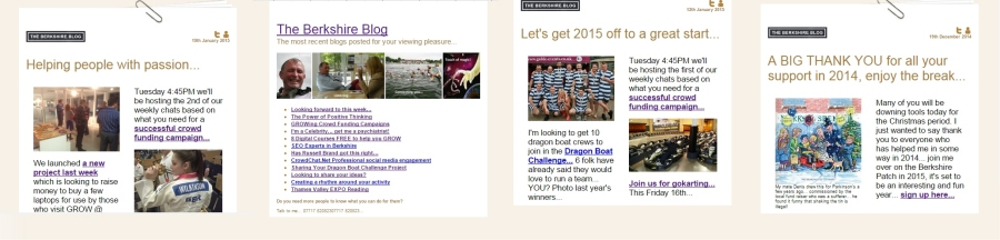 email newsletter format 2015