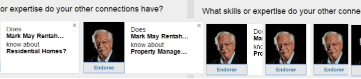 mark may linkedin nightmare