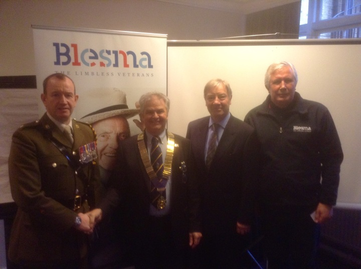 belsma presentation to rotary
