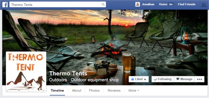 thermo tents facebook