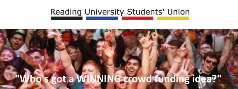 WINNING crowd funding idea reading university
