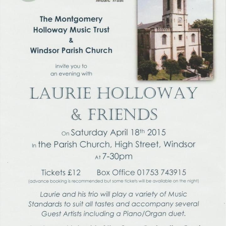 montgomery holloway windsor parish church
