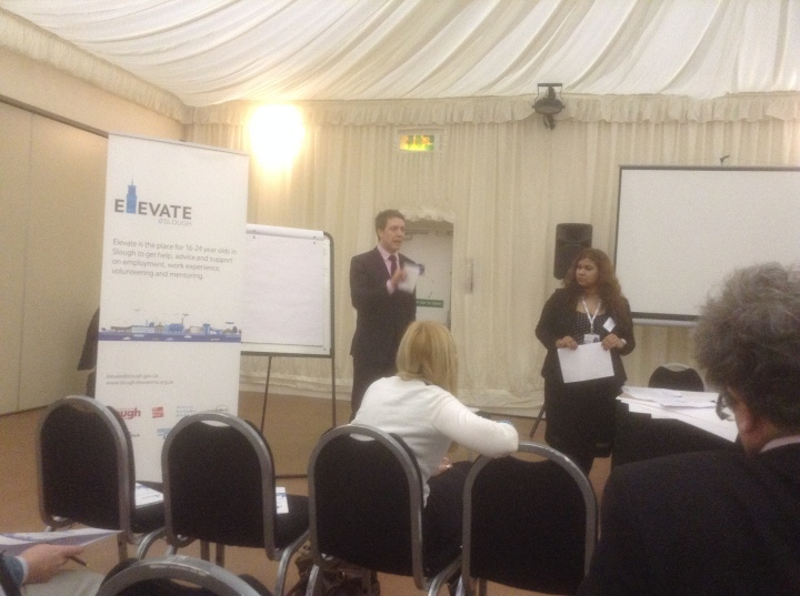 Slough Means Business Economic Growth Conference Elevate