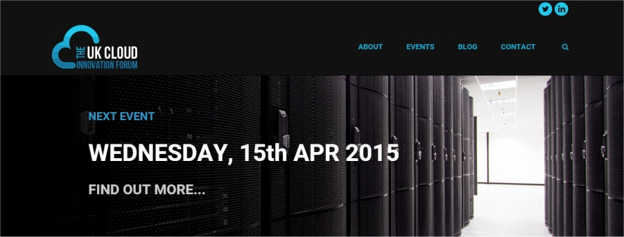 the uk cloud forum 15th april